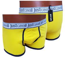 Boxer Uomo Just Cavalli A11 Giallo-102c Giallo VI - XL