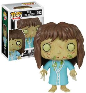 Funko POP! Horror Movies - The Exorcist #203 Regan New Mint Condition