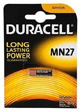 Confezione 1 Pila Batteria Duracell MN27 12v Alcalina A27 Telecomandi hsb