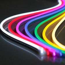 LED Strip Neon Lights 2835 SMD 120LED/M Flexible Silicone Tube Waterproof 12V