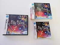 Big Bang Mini Replacement Case Manual Holographic Sleeve Nintendo DS NO GAME m