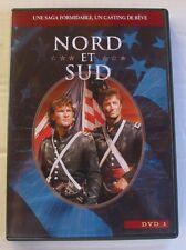 DVD NORD ET SUD - Patrick SWAYZE / David CARRADINE / Johnny CASH - N°1