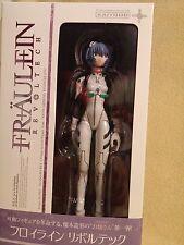 Rei Ayanami Fraulein Revoltech 001 Neon Genesis Evangelion