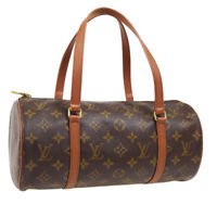 LOUIS VUITTON PAPILLON 30 HAND BAG NO0915 PURSE MONOGRAM CANVAS M51365 AK33220e
