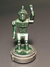 "1950's HARD PLASTIC 3"" ROBOT FROM MERIT (UK) MAGNETIC ""MAGIC ROBOT"" GAME!"