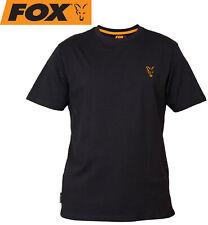 Fox Collection Black//Orange T-Shirt in Topqualität ansehen