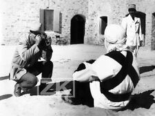 JOHN WAYNE Photographe Désert Touareg Libye Légion 1957