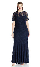 Decode 1.8  Lace stretch Dress gown 347$ size  14