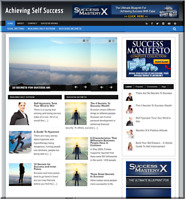 Self Success  Turnkey Website Business earn from affiliate - adsense