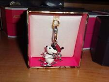 NEW JUICY COUTURE SKI MOUSE CHARM FOR BRACELET/NECKLACE