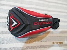 Callaway Bb Diablo Driver Headcover - Used
