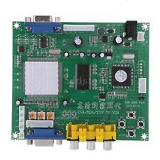 ARCADE GAME RGB CGA EGA YUV TO VGA HD VIDEO CONVERTER BOARD GBS8200 US Z6A8