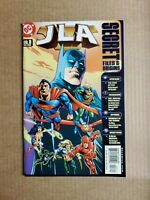 JLA Secret Files #3 VF 2000 DC Comic