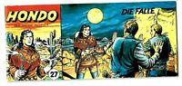 HONDO der Weisse Indianer- Die Falle Nr.27/Comic Archiv