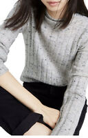Madewell Donegal Evercrest Coziest Yarn Turtleneck Sweater Size XS