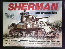 Waffen-Arsenal  Band 45  SHERMAN mit Poster  in Schutzhülle