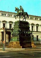 Berlin , Reuterstandbild Friedrich II  ( DDR )  , Ansichtskarte ungelaufen