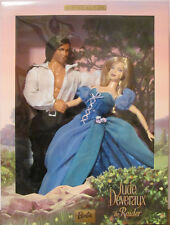 Barbie and Ken - Jude Deveraux the Raider - Romance Novel