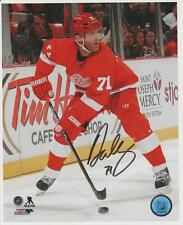 Dan Cleary DETROIT RED WINGS 8x10 AUTOGRAPH PHOTO SIGNED