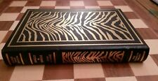 John Le Carre SIGNED LIMITED EDITION Franklin LIBRARY Single and Single Leather