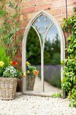 La Hacienda 55424 Wall Mounted Church Window Mirror