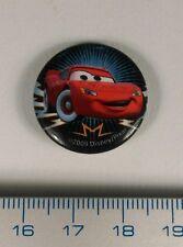 Walt Disney Pixar Car Pin back Metal badge VERY RARE !!
