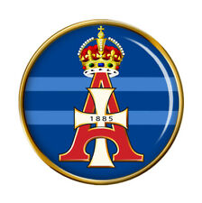 19th Royal Hussars (Queen Alexandra's Own), British Army Pin Badge