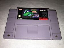 Teenage Mutant Ninja Turtles:Tournament Fighters Super Nintendo Cart ONLY-TESTED