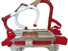 Kidde Kl-2S Two-Story Fire Escape Ladder with Anti-Slip Rungs, 13-Foot #B63