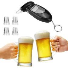 Advance LCD Digital Police Breath Alcohol Tester Breathalyzer Analyzer Detecto s