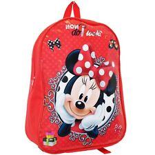 Officiel Disney Minnie Mouse Grand Sac à Dos Sac à Dos D' École