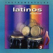 LECUONA CUBANO estrellas Instrumentales LATINOS DE COLECCION (CD 1996 fonovista