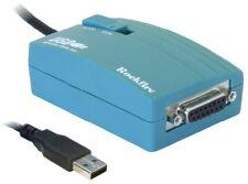 Rockfire USB Game Port Adapter RM-203 Gameport USB to 15-P Female Joystick USA