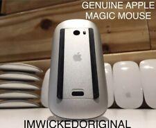 APPLE MAGIC MOUSE Wireless 1 Bluetooth Touch WHITE Aluminum iMac, Mini, MacBook