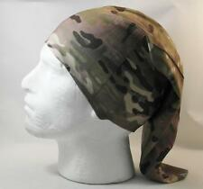 Multifunzione Testa Wrap Collo Tubo Sciarpa Maschera Cappello Multicam Mimetico Airsoft Paintball