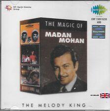 MADAN MOHAN - THE MAGIC OF MADAN mohan - BOLLYWOOD SARE GAMA 2CDs SET