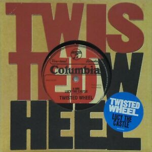 """TWISTED WHEEL 'LUCY THE CASTLE' PICTURE SLEEVE 7"""" SINGLE (88697387037)"""