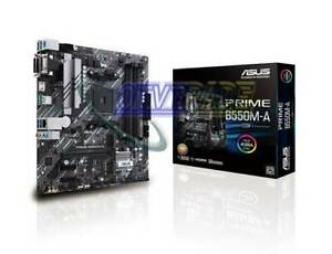 ASUS PRIME B550M-A Motherboard ATX AM4 AMD