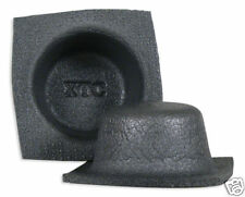 "XTC  4""  Shallow Foam Speaker Baffles  VXT42  acoustic baffle for 4"" speaker 1PR"