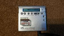 Sony Minidisc Mz-R900 Recorder Working Good Portable Audio