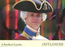 Outlander Season 2 Rainbow Foil Base Card #28 A Brother's Loyalty