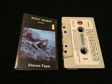 ROXY MUSIC SIREN NEW ZEALAND CASSETTE TAPE