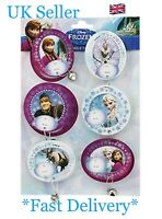 6 x Disney Frozen Gift Tags 3D Jingles - FAST FREE DELIVERY! UK SELLER