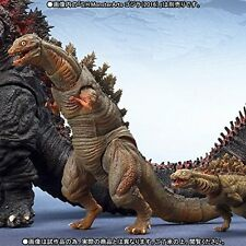 S.H.MonsterArts Godzilla (2016) second form and third form set Figure BANDAI