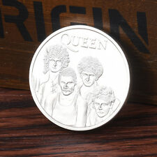 Queen Rock Band Commemorative Coin#