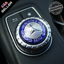 Car AMG Style Interior Multimedia Control Decal Sticker Badge Decoration Logo