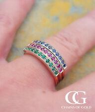 Natural Rose Gold Fine Rings