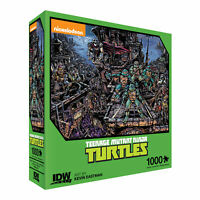 Teenage Mutant Ninja Turtles: Universe Premium Puzzle - 1000 Pieces