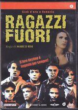 Dvd **RAGAZZI FUORI** di Marco Risi nuovo 1990