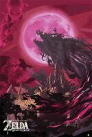 LEGEND OF ZELDA - GANON BLOOD MOON POSTER - 24x36 - 3356